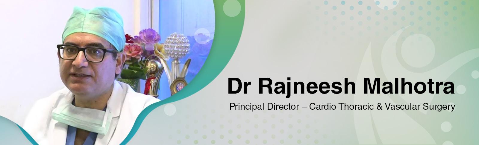 Dr Rajneesh Malhotra