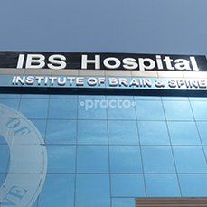 IBS Hospital - Institute of Brain & Spine