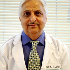 Dr Anil Kumar Anand