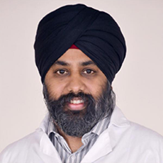 Dr Ramandeep Singh Arora