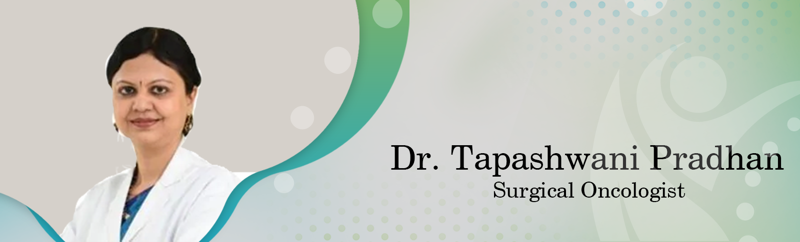 Dr. Tapashwani Pradhan