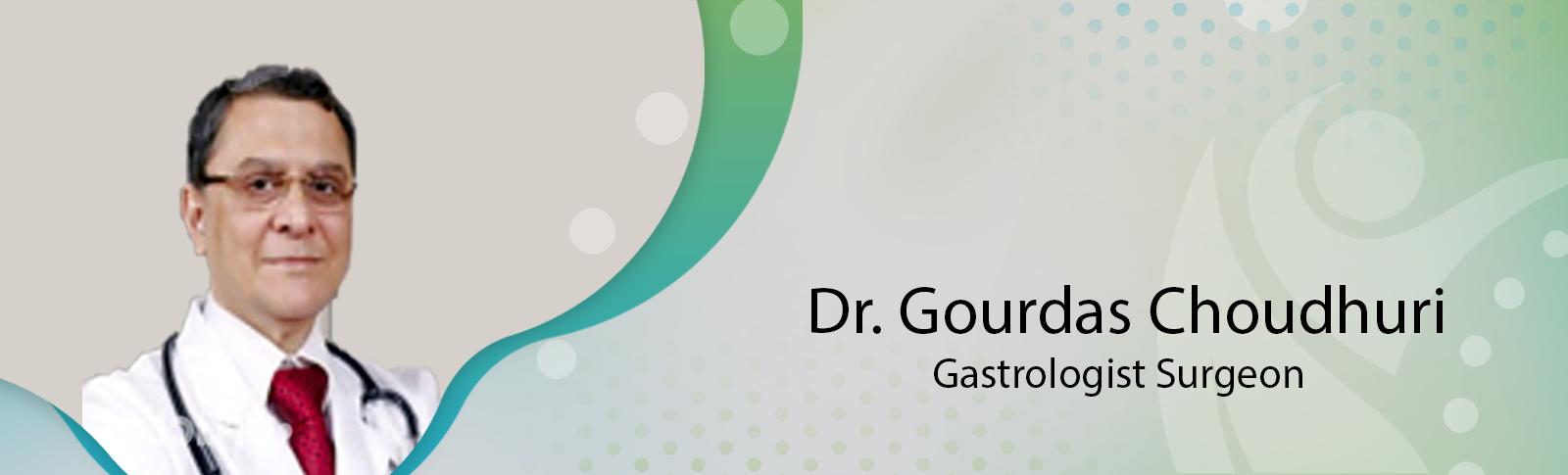 Dr. Gaourdas Chawdhry