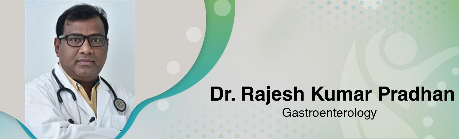 Dr. Rajesh Kumar Pradhan