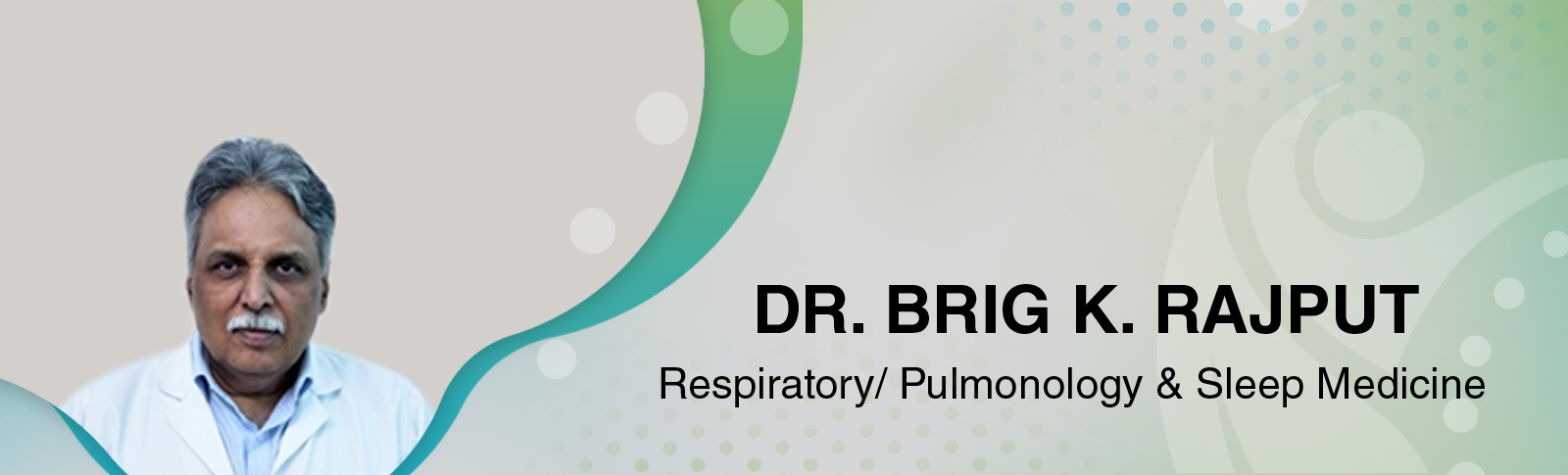 Dr. BRIG K. RAJPUT