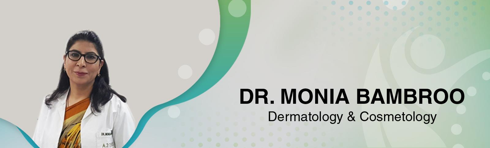 Dr. MONICA BAMBROO